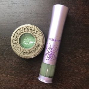 Urban Decay Green eye color Bundle